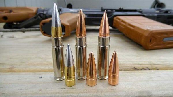 300 blackout ammo bullets