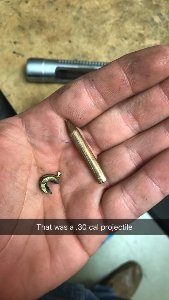 300 blackout bullet