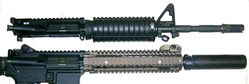 sbr with suppressor
