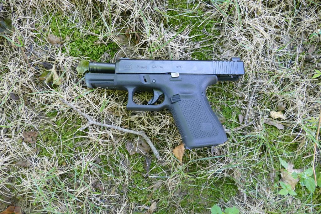 glock 19 gen 5 slide lock