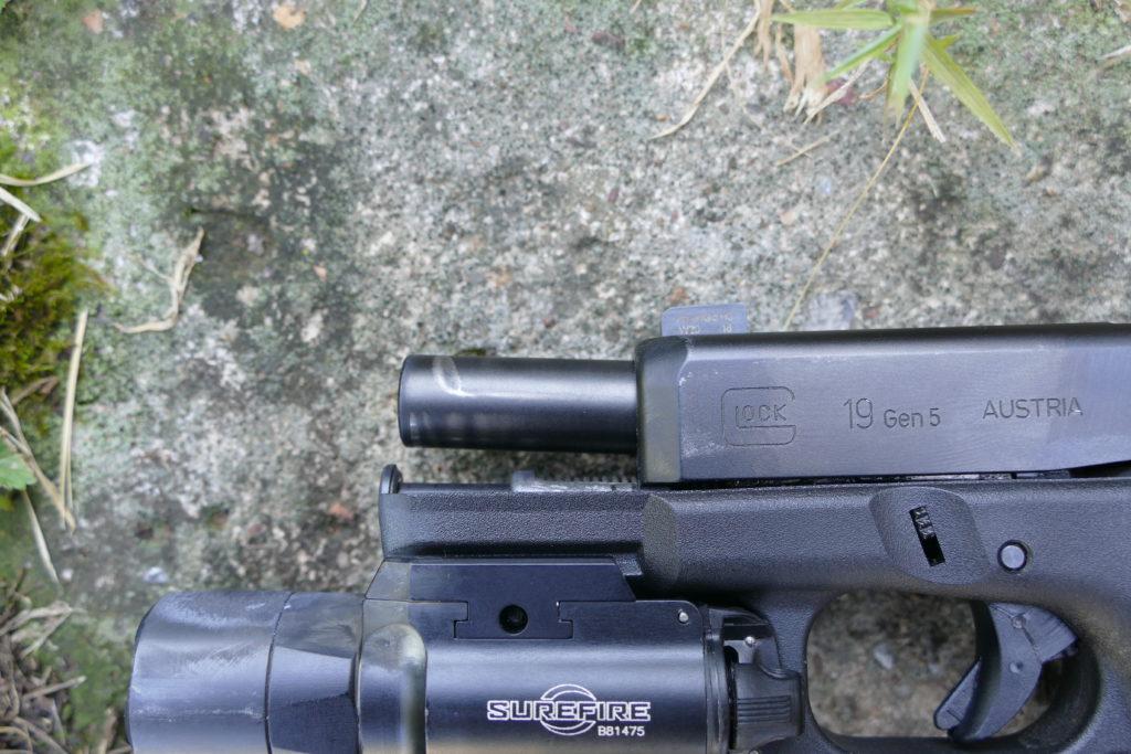 glock 19 gen 5 slide wear