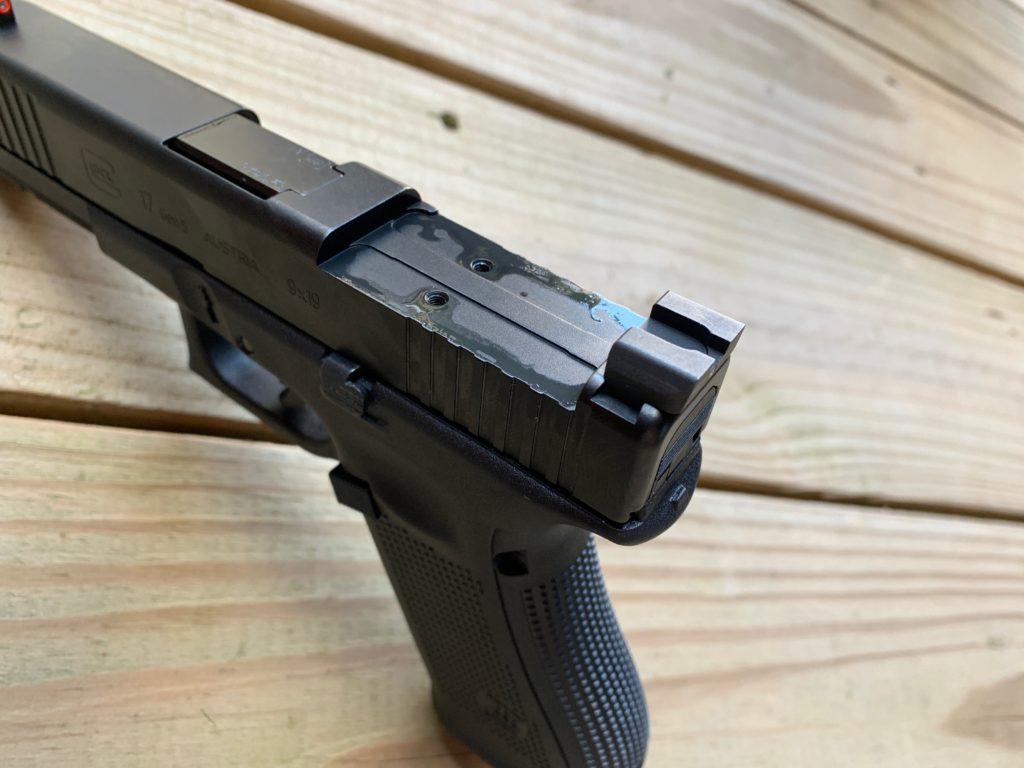 glock 17 gen 5 mos fs