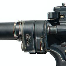 law tactical rifle folder