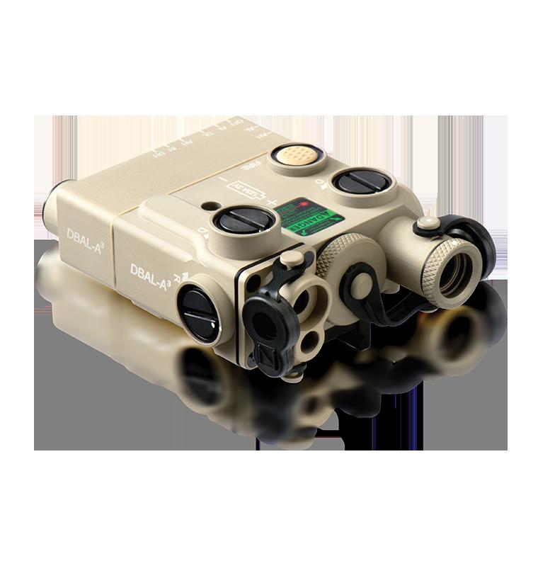steiner dbal-a3 ir illuminator/laser
